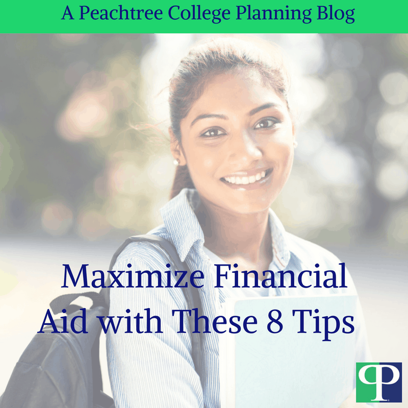 Maximize Financial Aid