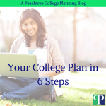 Your 6 Step College Plan
