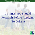 9 Things You Should Research Before Applying