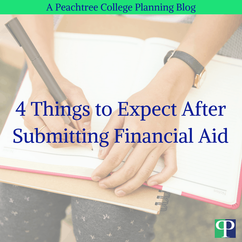 4 Things to Expect After Submitting Financial Aid