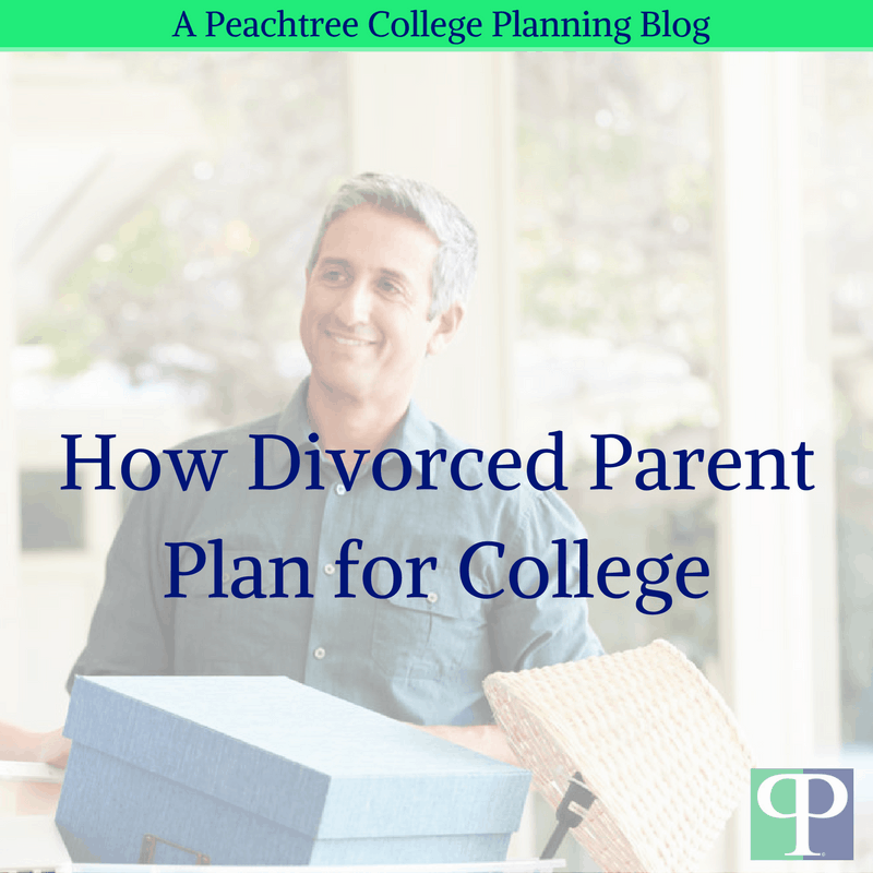 How Divorced Parents Plan for College