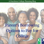 Parent's Borrowing Options to Pay for College